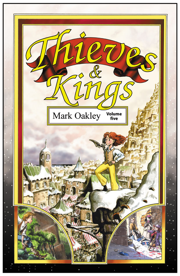 Volume 5, The Winter Book cover