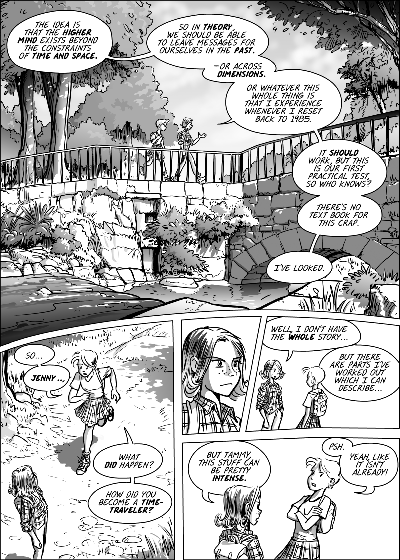 Jenny Mysterious Chapter#4 Page#103
