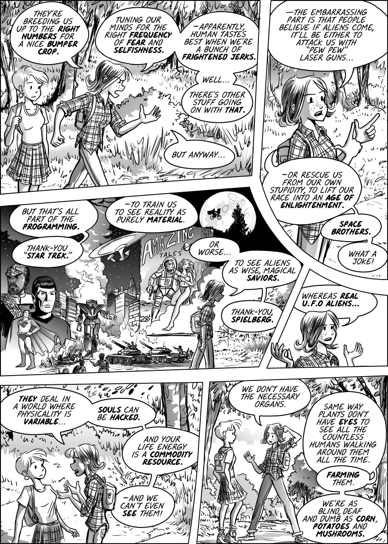 Jenny Mysterious Chapter#4 Page#107