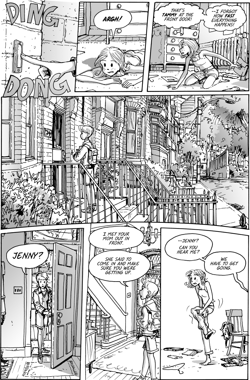 Jenny Mysterious Chapter#1 Page#12