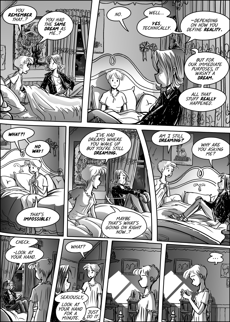 Jenny Mysterious Chapter#5 Page#126