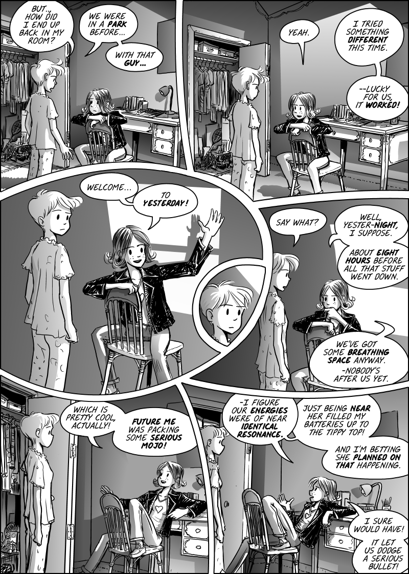 Jenny Mysterious Chapter#5 Page#129
