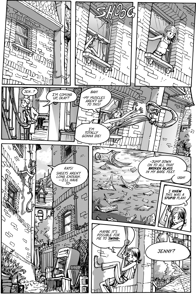 Jenny Mysterious Chapter#1 Page#13