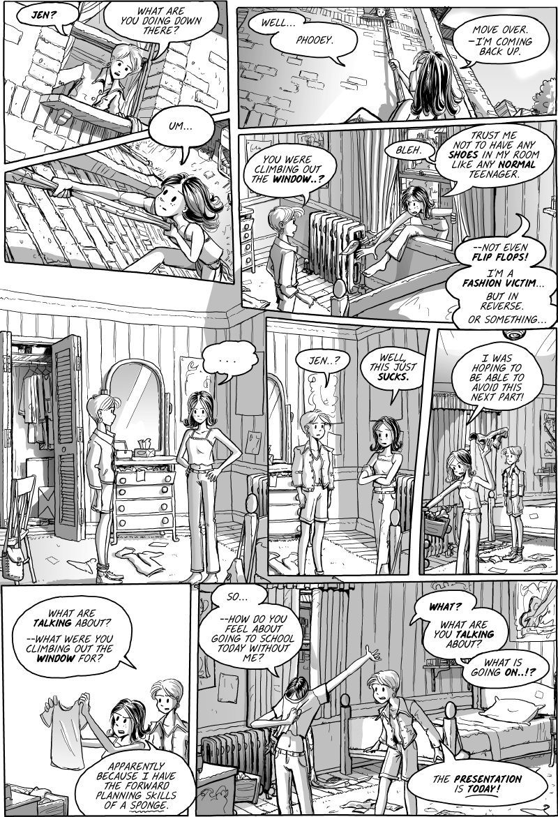 Jenny Mysterious Chapter#1 Page#14