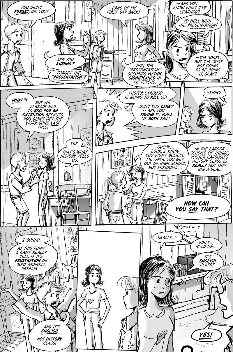 Jenny Mysterious Chapter#1 Page#15