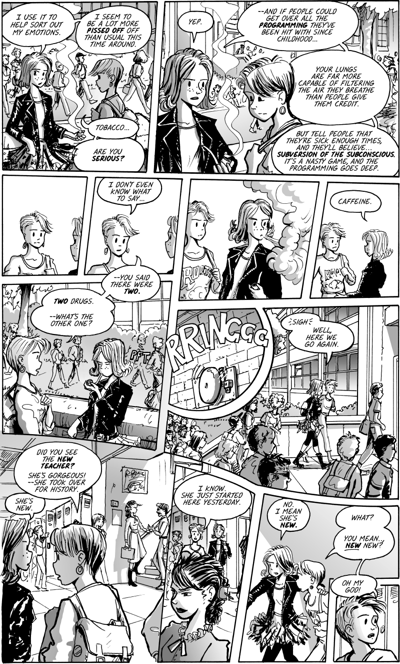 Jenny Mysterious Prologue Page#2