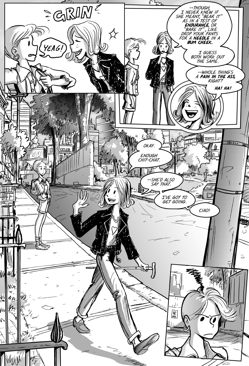 Jenny Mysterious Chapter#1 Page#20
