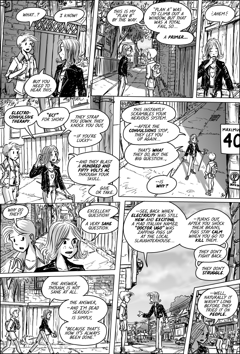 Jenny Mysterious Chapter#1 Page#28