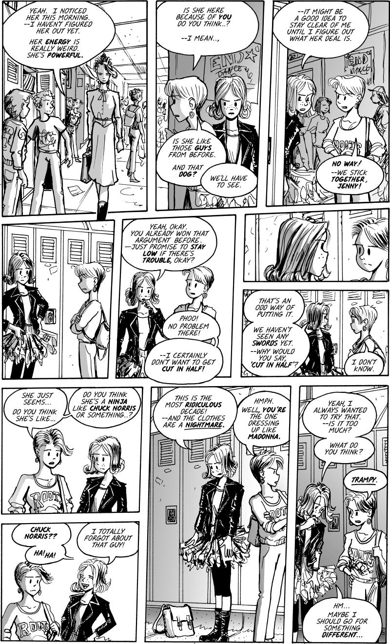 Jenny Mysterious Prologue Page#3