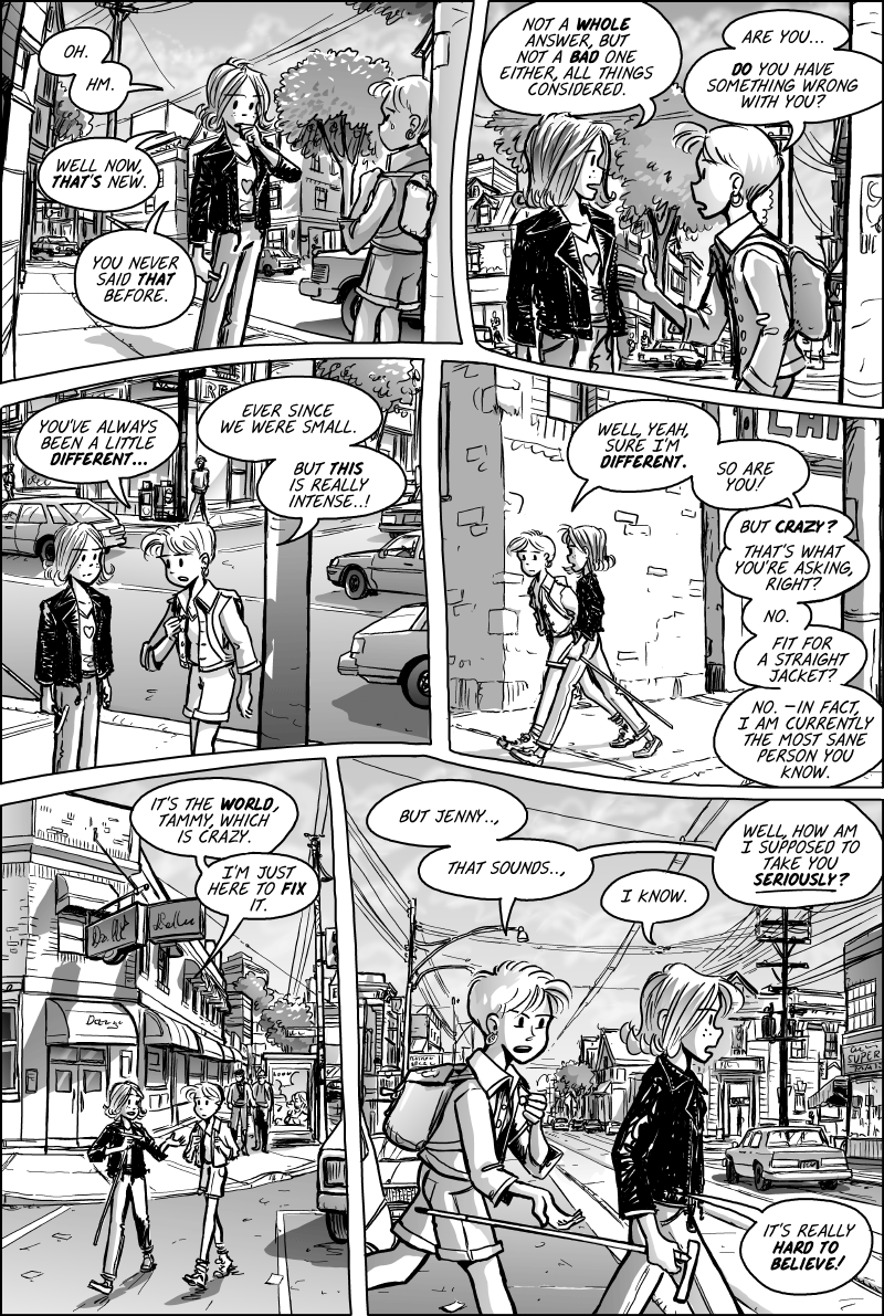 Jenny Mysterious Chapter#1 Page#34