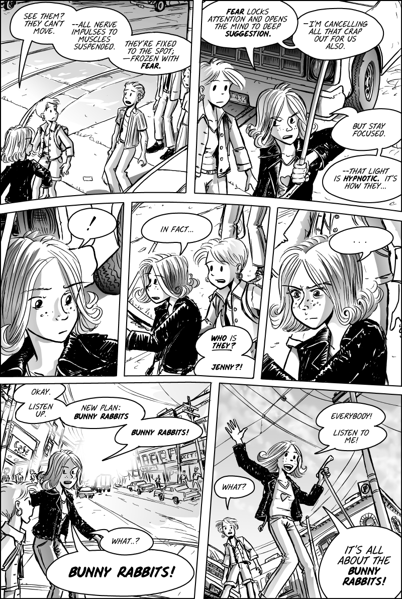 Jenny Mysterious Chapter#1 Page#41