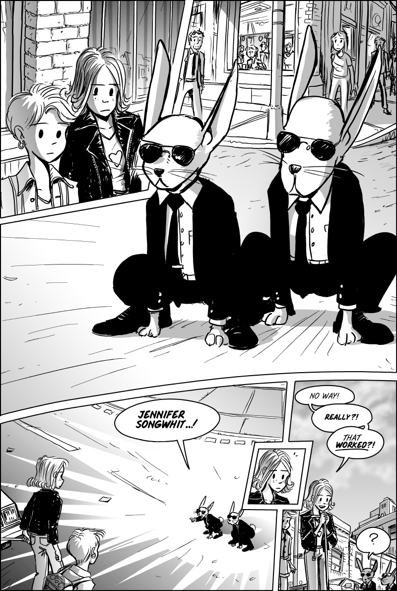 Jenny Mysterious Chapter#1 Page#43