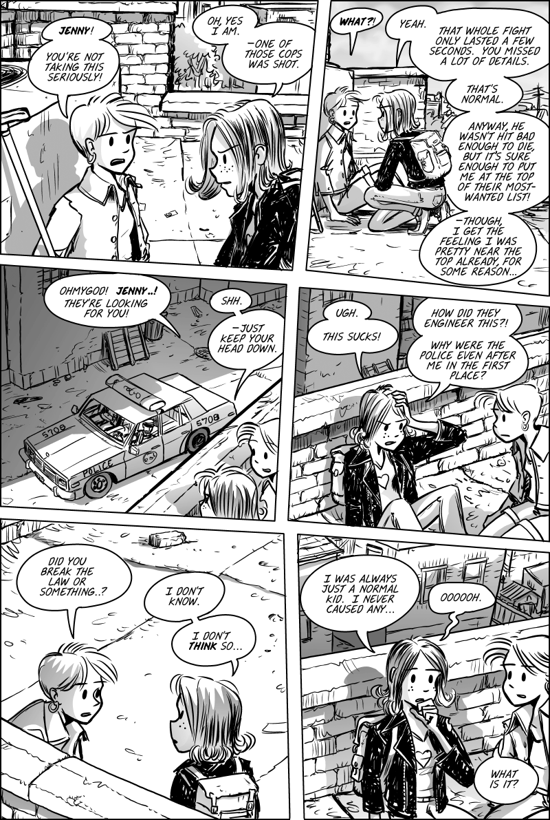 Jenny Mysterious Chapter#2 Page#65