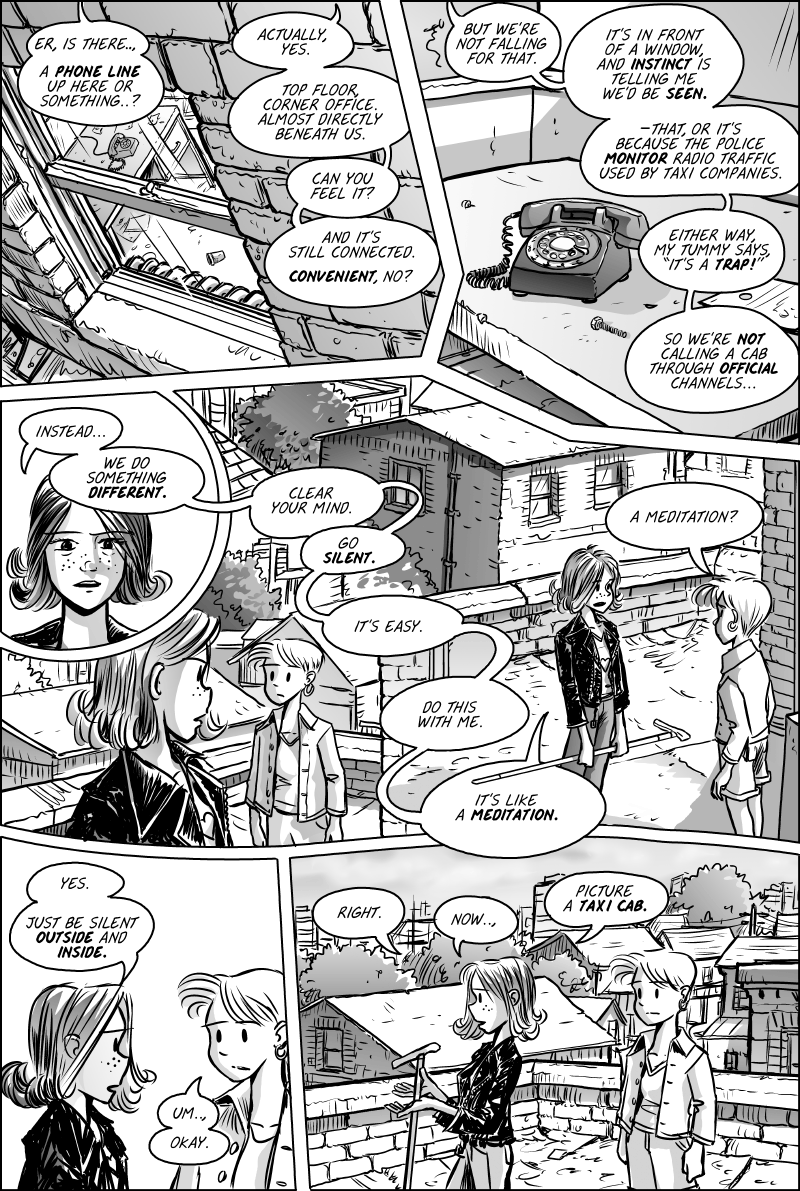 Jenny Mysterious Chapter#2 Page#70