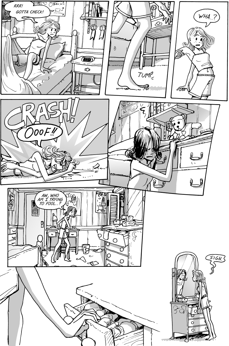 Jenny Mysterious Chapter#1 Page#9