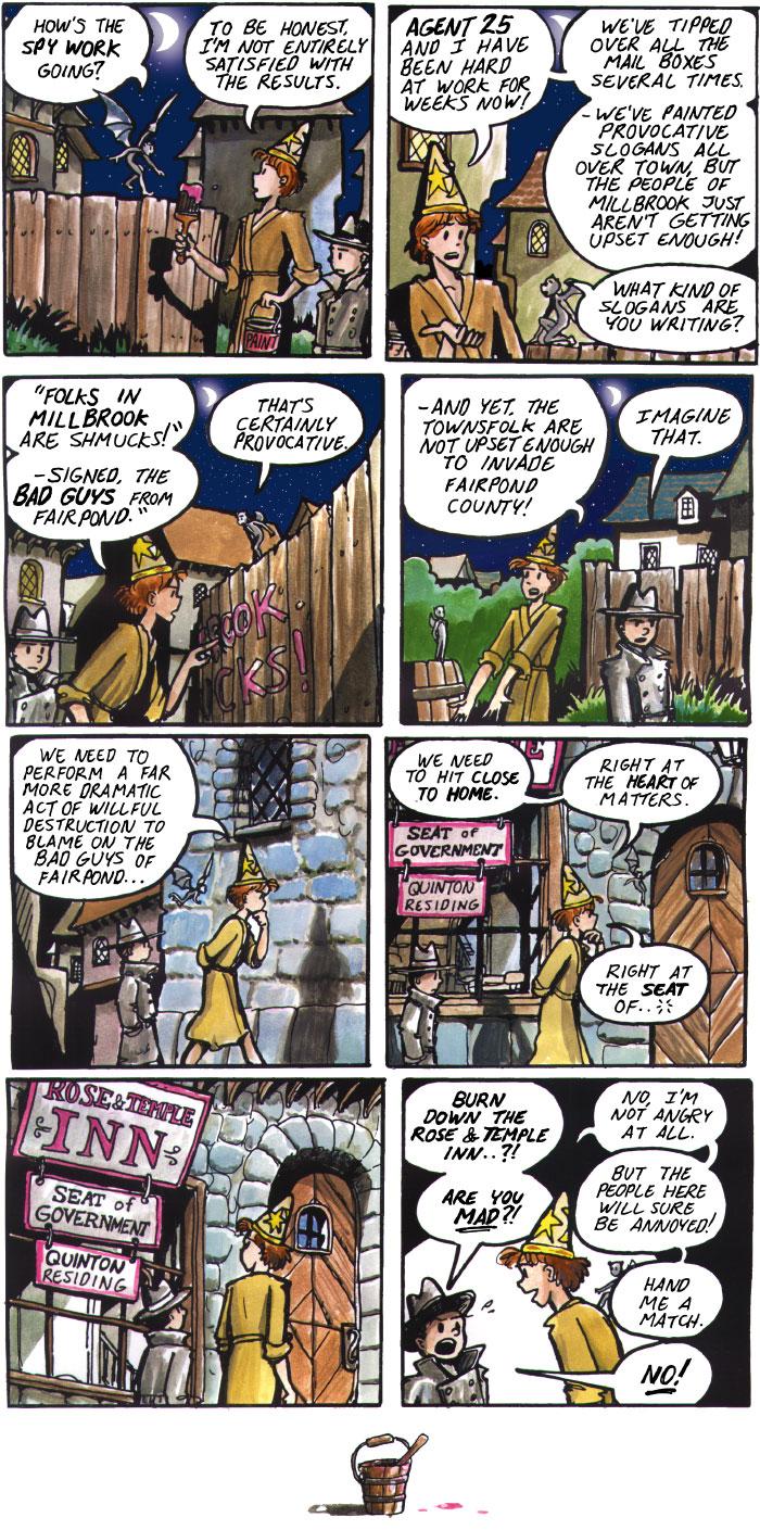 The Walking Mage webcomic #31