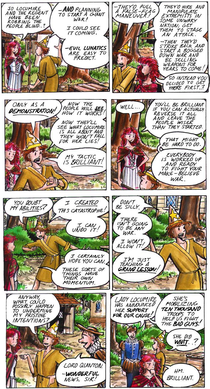 The Walking Mage webcomic #39