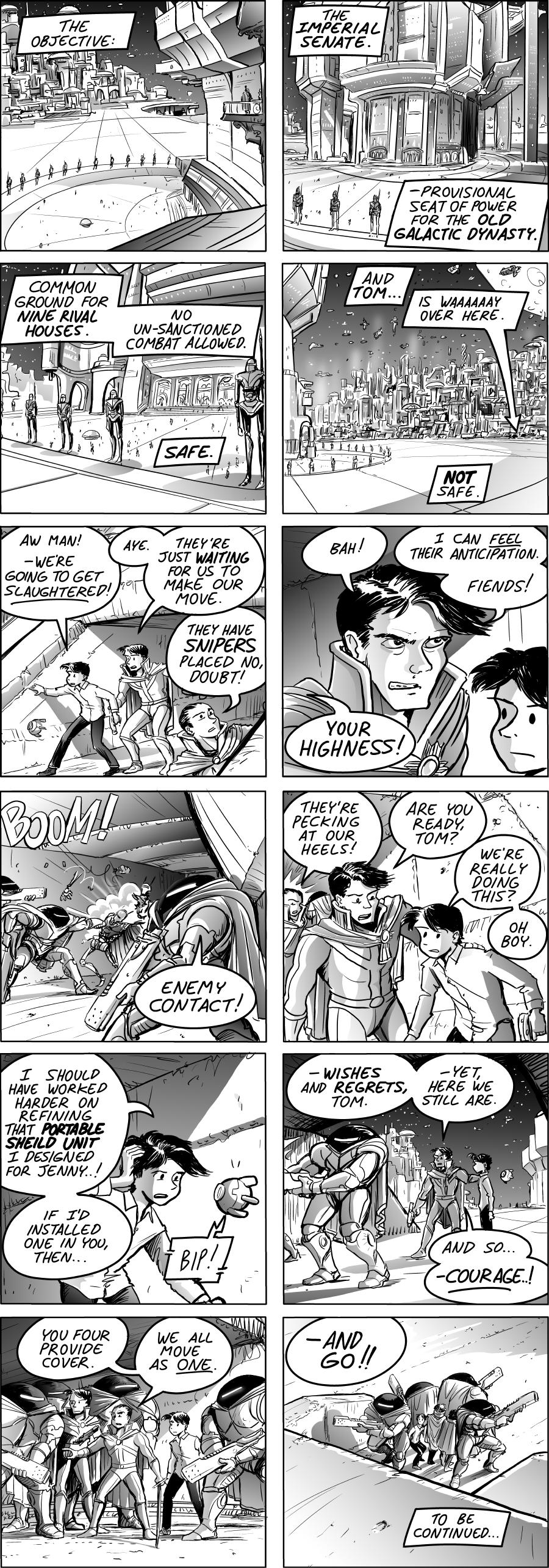 Stardrop webcomic #365