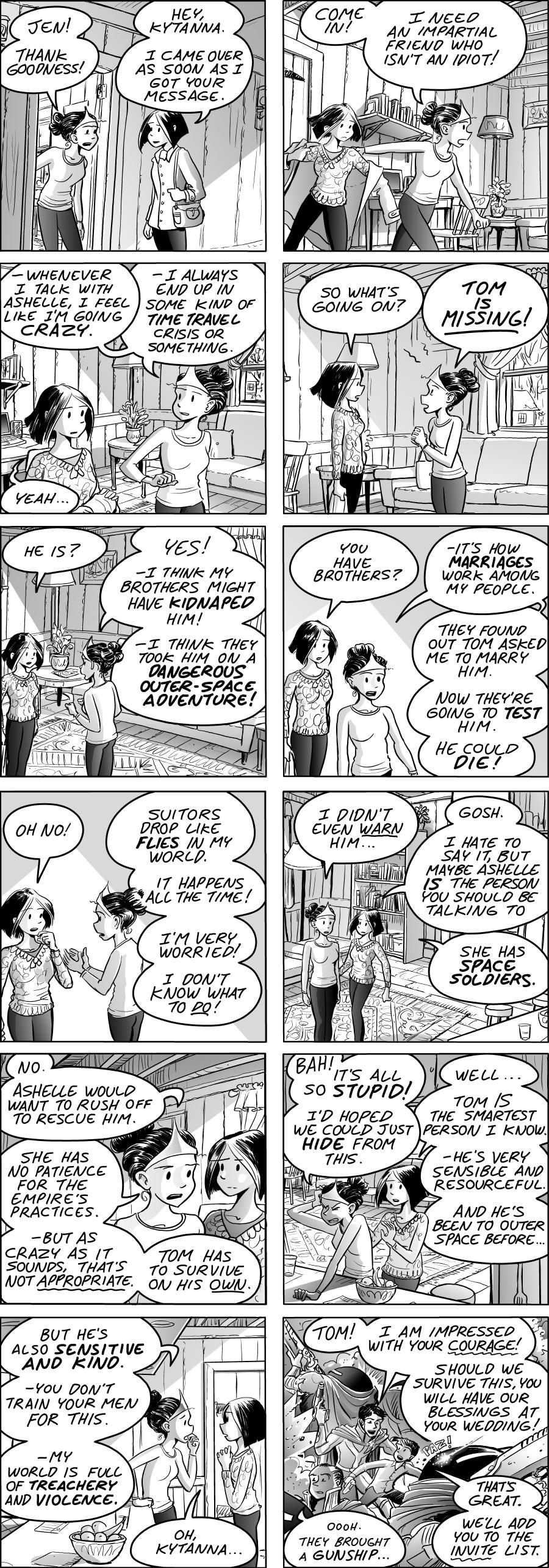 Stardrop webcomic #366
