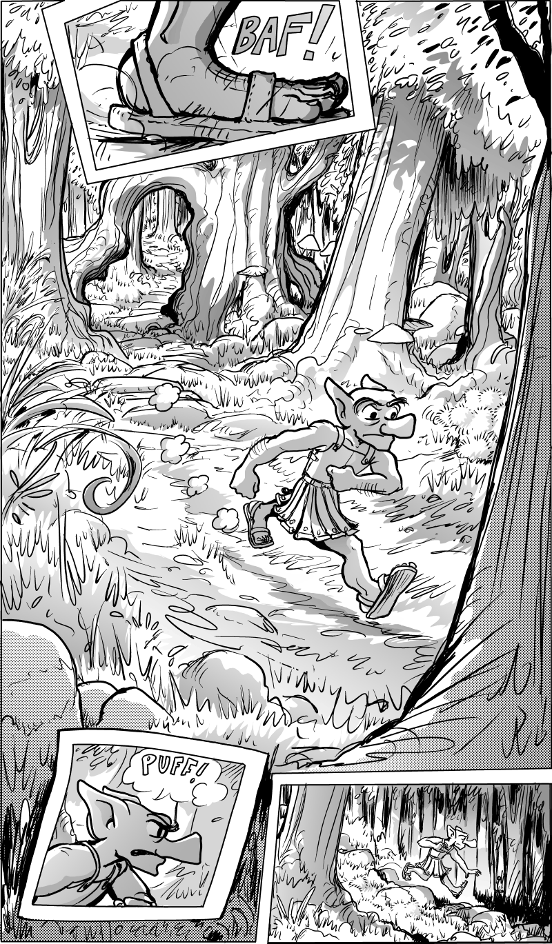 Thieves & Kings Prologue Page#3