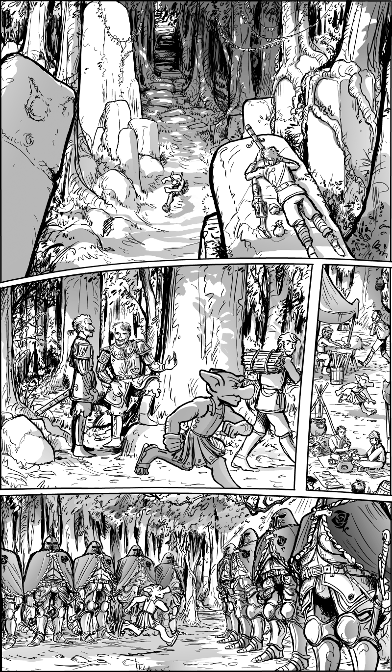 Thieves & Kings Prologue Page#4