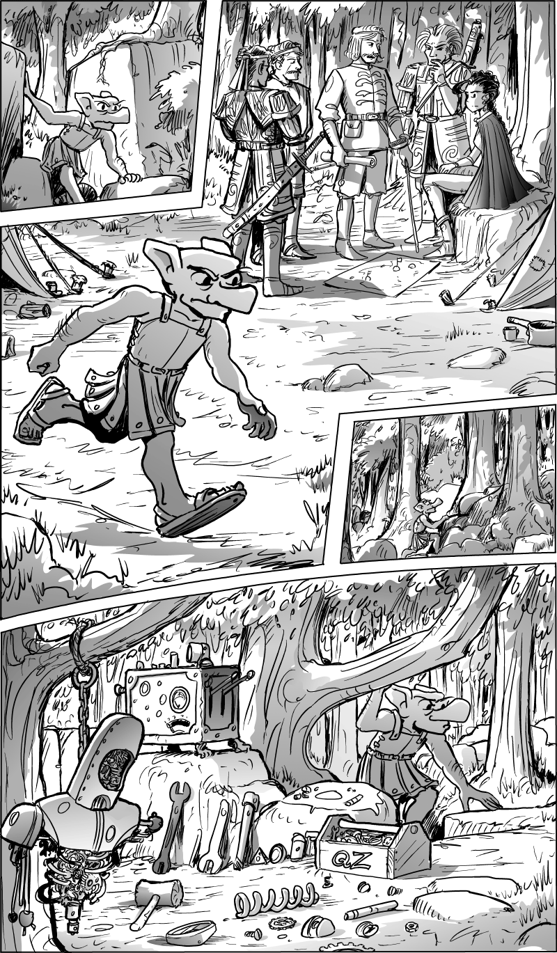 Thieves & Kings Prologue Page#5